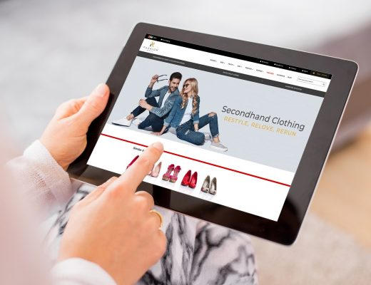 branded used clothes online